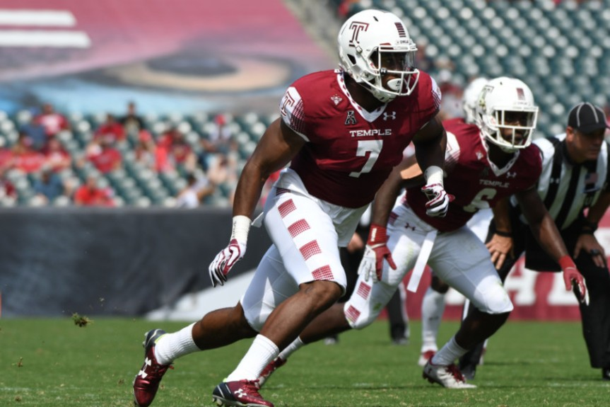 NCAA FOOTBALL: SEP 10 Stony Brook at Temple
