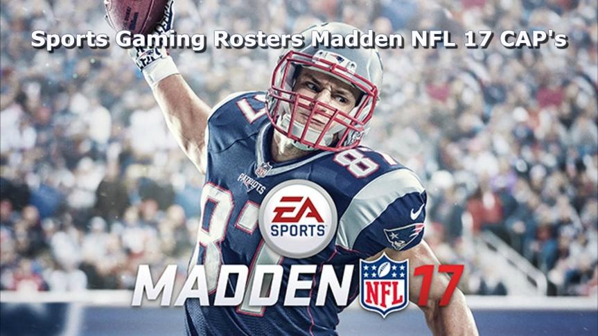 Madden NFL 17 CAP – Marlon Humphrey,Alabama