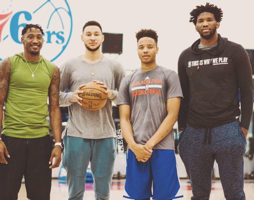 2017 NBA Mock Draft –6/18/17