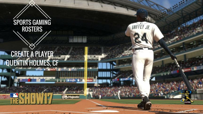 MLB The Show 17 CAP – CF QuentinHolmes