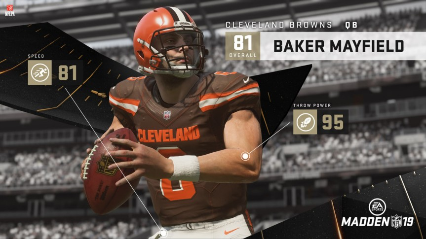 Madden NFL 19 Draft Classes – 2019 Class v 3.0 (PS4)