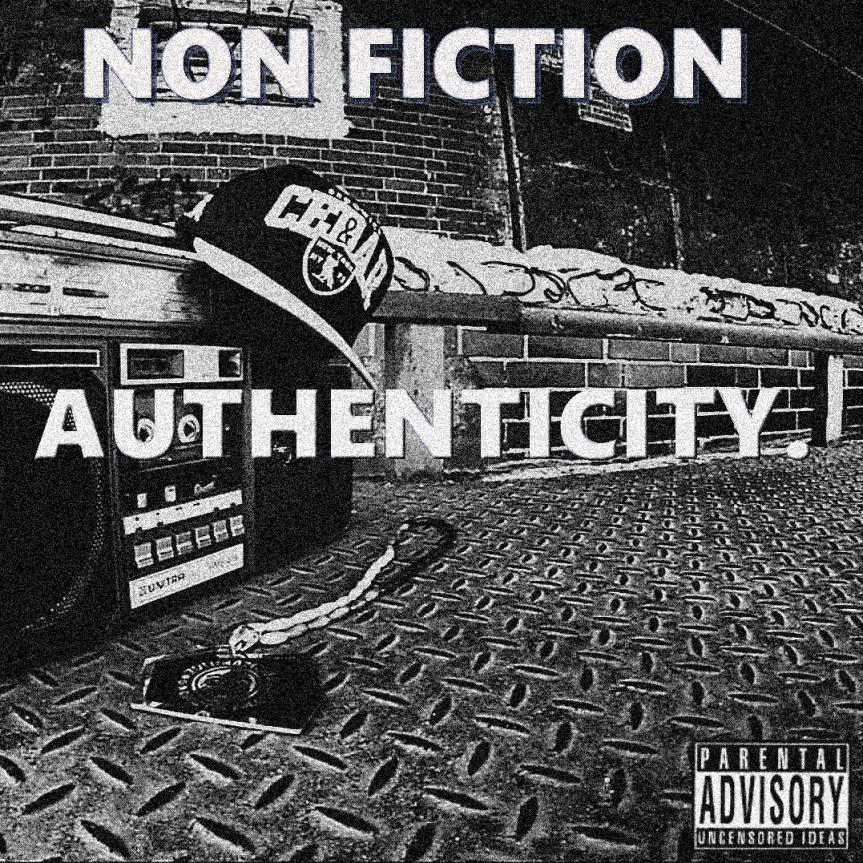 Non Fiction – 2018 –Authenticity.