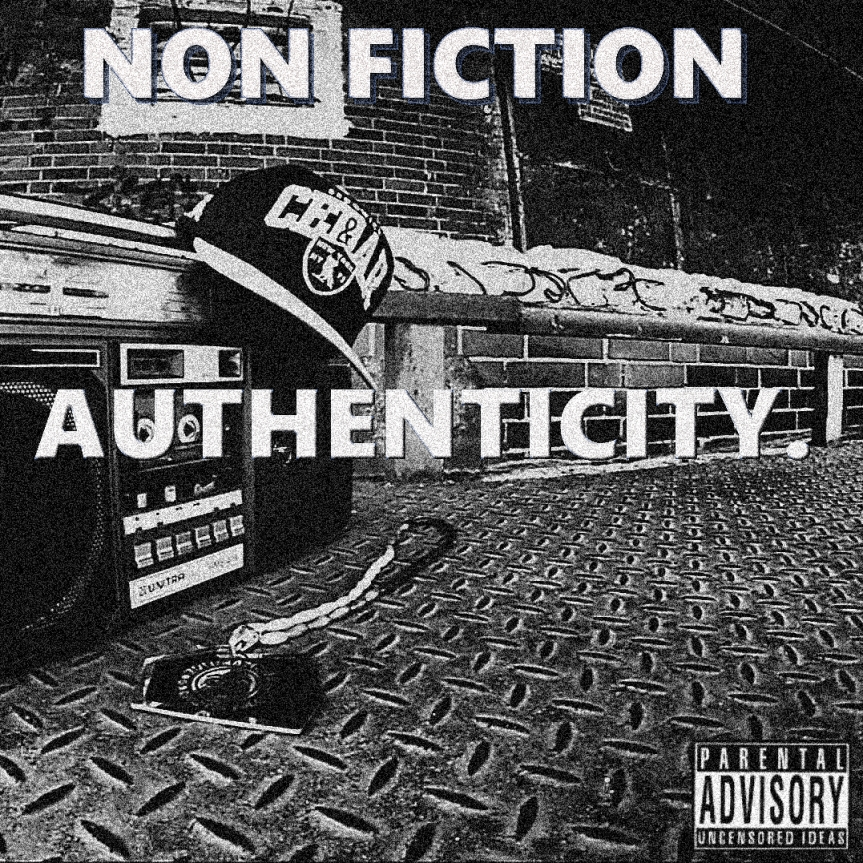 Non Fiction – 2018 – Authenticity.