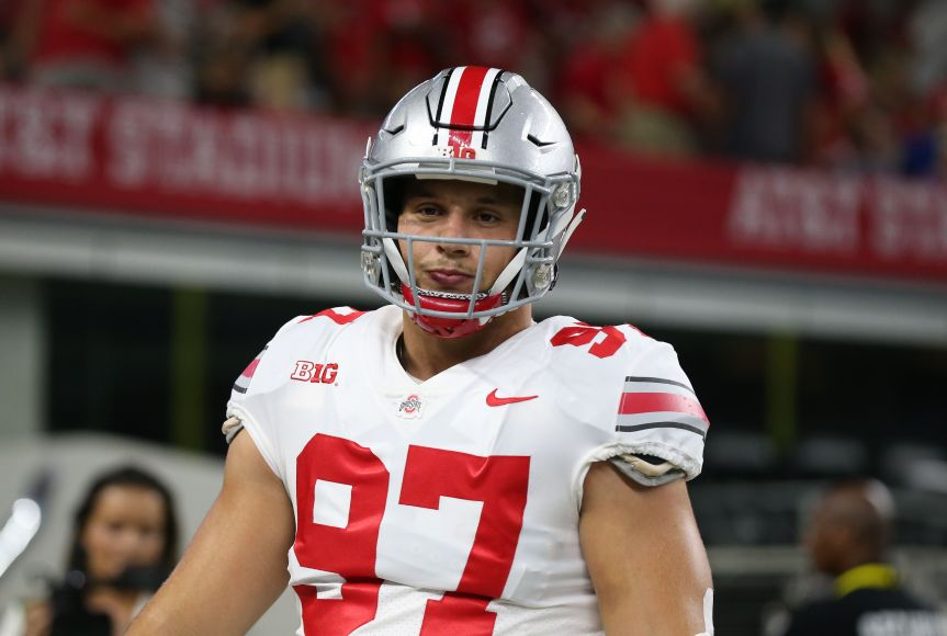 2019 NFL Draft – Early Entrants – 12/8/2018