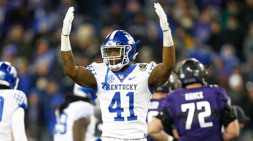2019 NFL Mock Draft – Wild Card Weekend