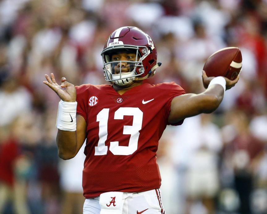 2020 NFL Draft – Quarterbacks
