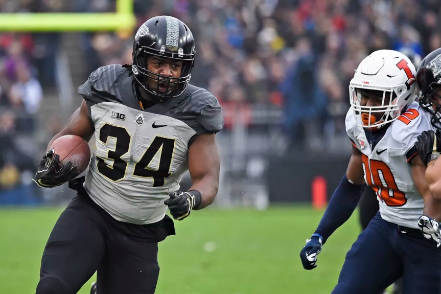2020 NFL Draft – Fullbacks