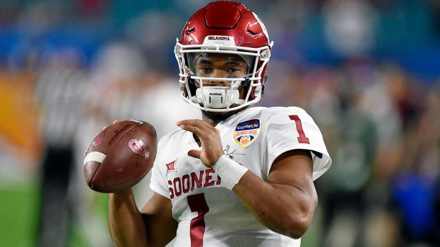 2019 NFL Draft Prospect – QB Kyler Murray,Oklahoma