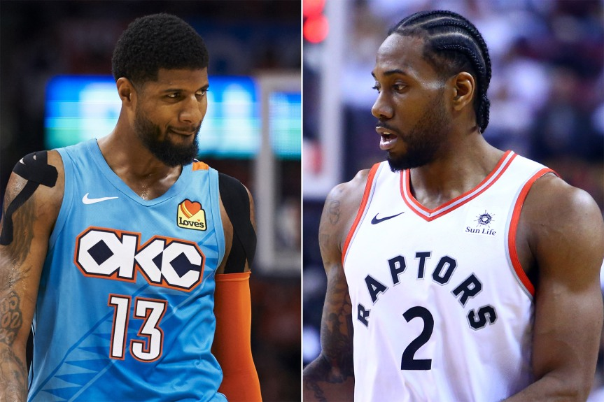 2019 NBA Off Season – Post Free Agency Frenzy Rankings – Western Conference