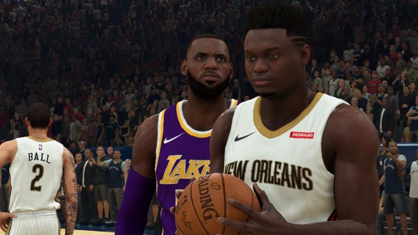 NBA 2K20 Out of the Box Rookies – Video Only