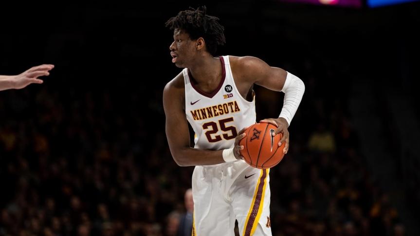 2020 NBA Mock Draft: Week8