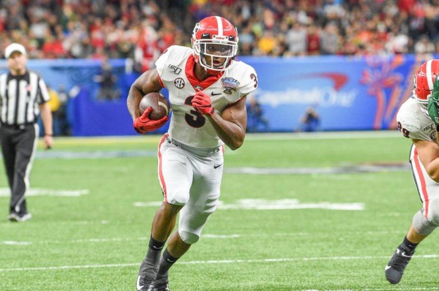 Madden NFL 21 2022 Draft Class – RunningBacks