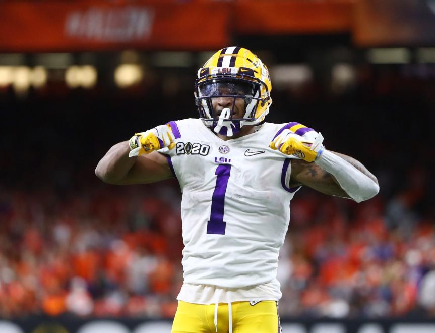 Madden NFL 21 2021 Draft Class – WideReceivers
